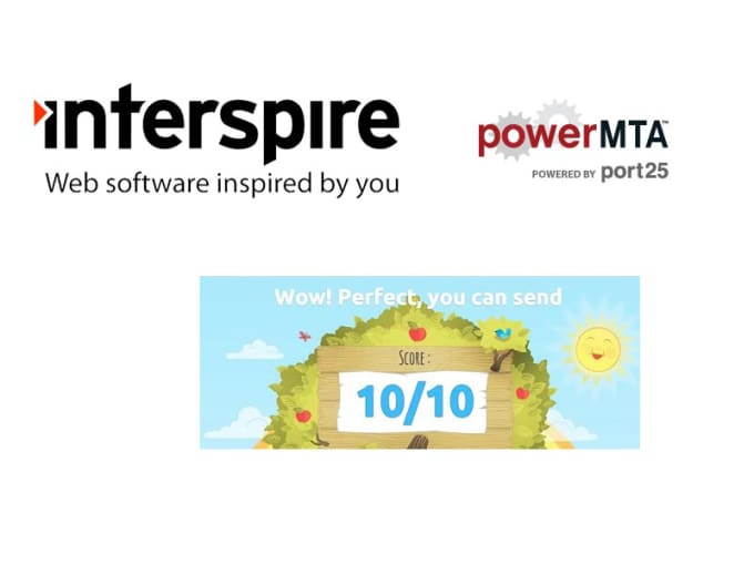 Teach you how to install interspire and powermta