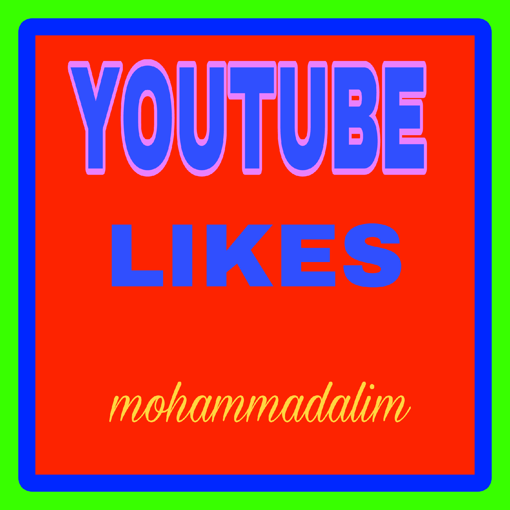 Add 110 youtube video L'ikes and 20 custom comments