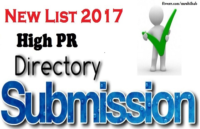 I Do 100 Directory Submissions Manually