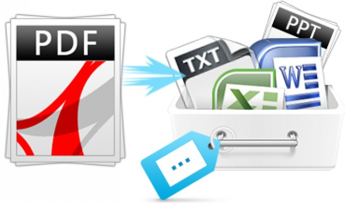 Convert & Format Your PDF Doc to Word, Excel and PowerPoint