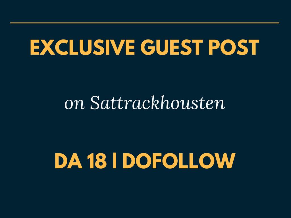 Publish Guest Post on Blog Magazin DA 18 Dofollow