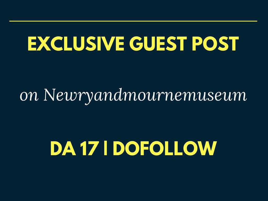Publish Guest Post on News Blog DA 17 Dofollow