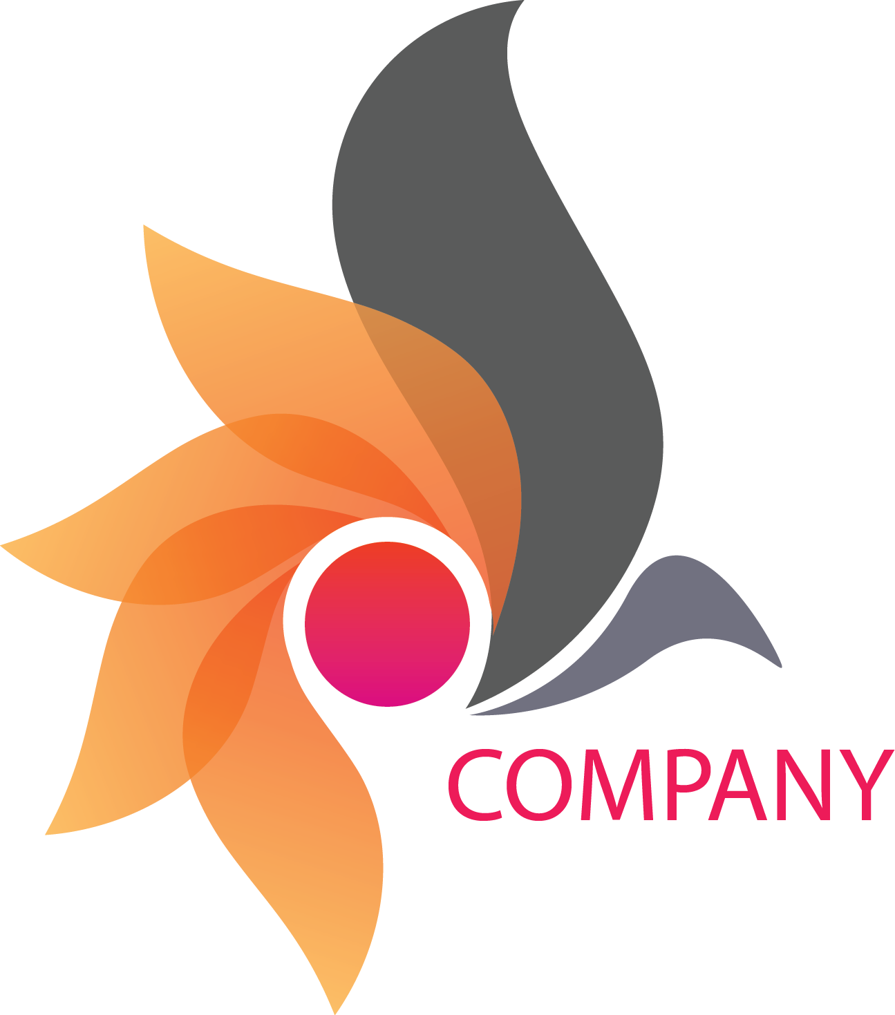 I can design a professional logo