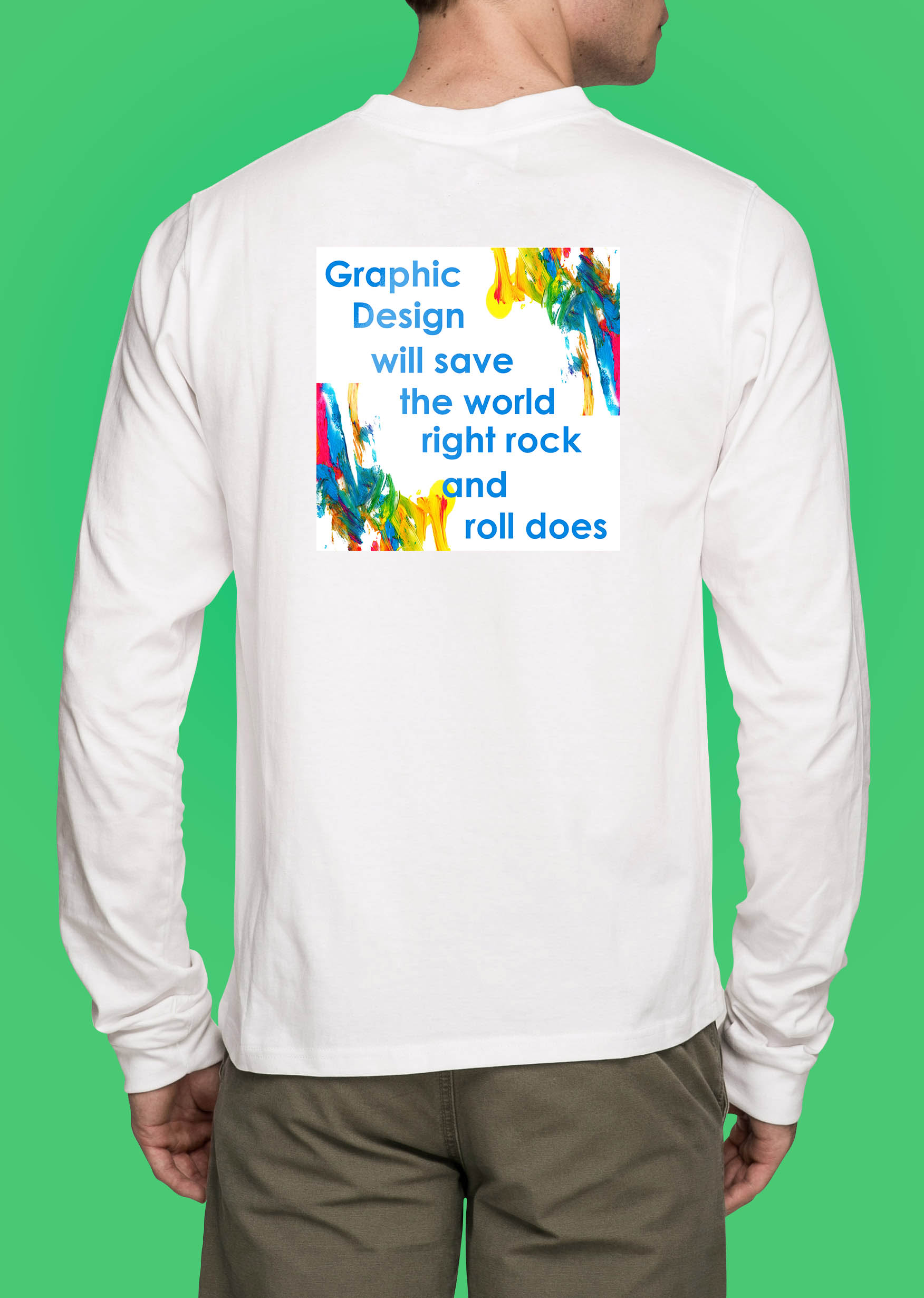 T Shirt Design for you