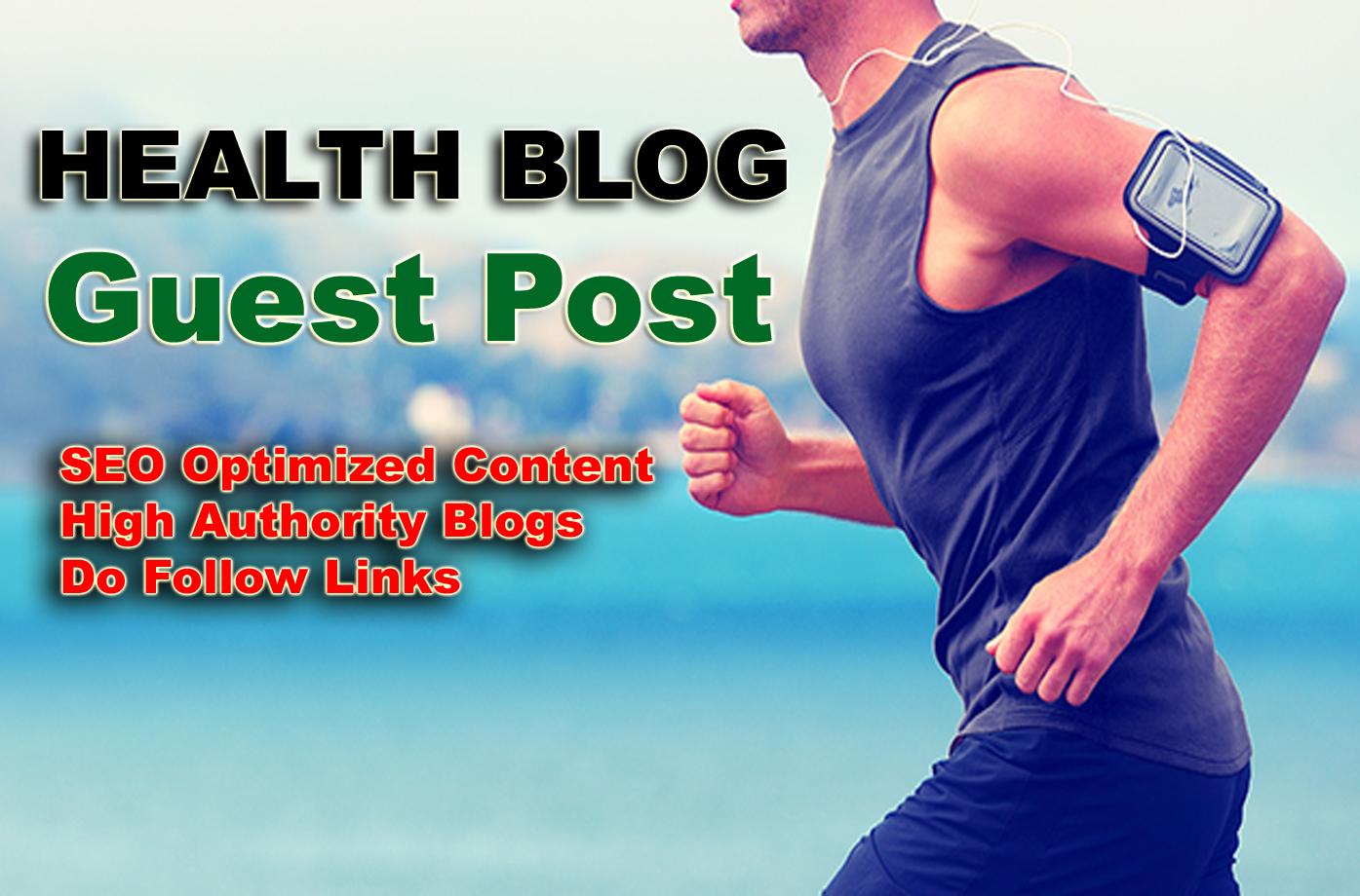 Write and Publish Guest Post on Health Blog TheHealthCareTips. com DA 24+ help you rank high