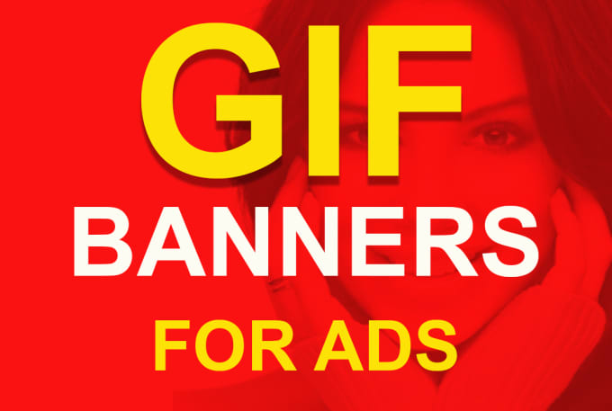 Get 3 professional animated banners in 24 hours