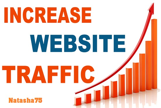 Unlimited real TARGETED  human Website TRAFFIC for 6 month