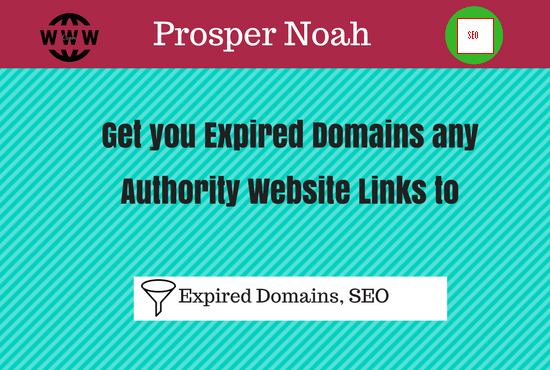 get you expired domains any authority website links to