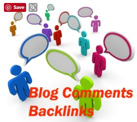 give 15 blog comments to promote your website