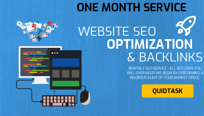 Monthly Technical Site SEO Optimization and Link Building