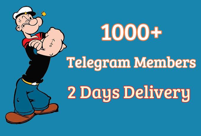 buy telegram Members 100+
