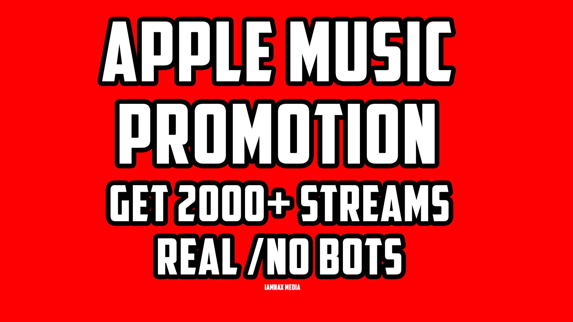 2000+ REAL apple music plays within 2 - 5days (FAST ADD + ROYALTIES)