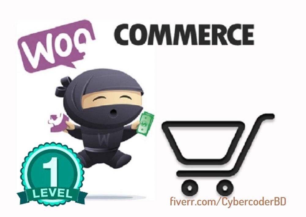 Wordpress Ecommerce Woocommerce Website Design
