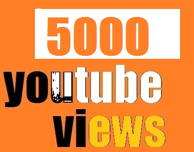 4010 to 5010 youtube views +1 comment + 1 subscribe 1-24 hours delivery
