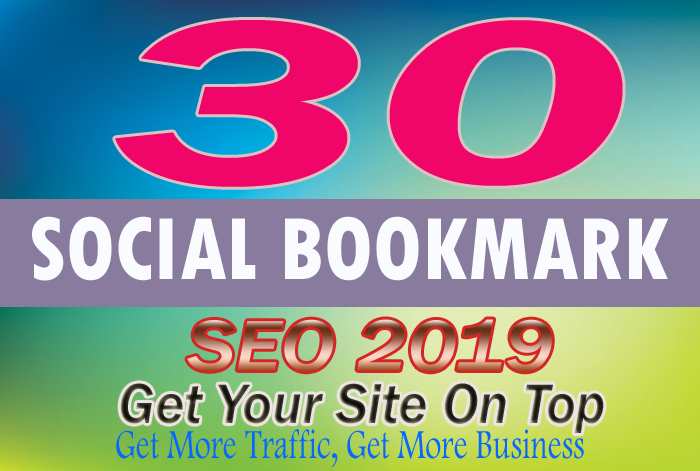 Social Bookmarks Services From Top Level X Sellers