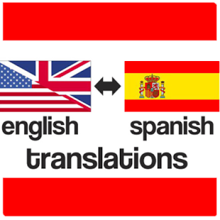 Translations from ENGLISH to SPANISH 1000 words