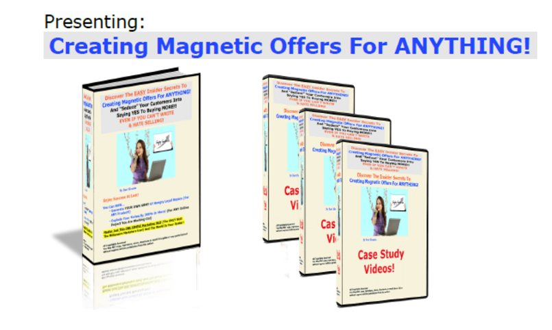 Create Magnetic Offers For Anything