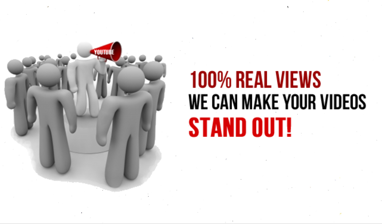 YouTube Promotion - 50,000 + FAST {HQ} views WITH bonus Likes