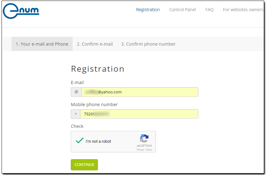 55 Register or recaptcha votes for your Entry