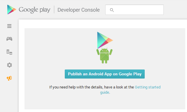 update the Android App for you in my playstore account.