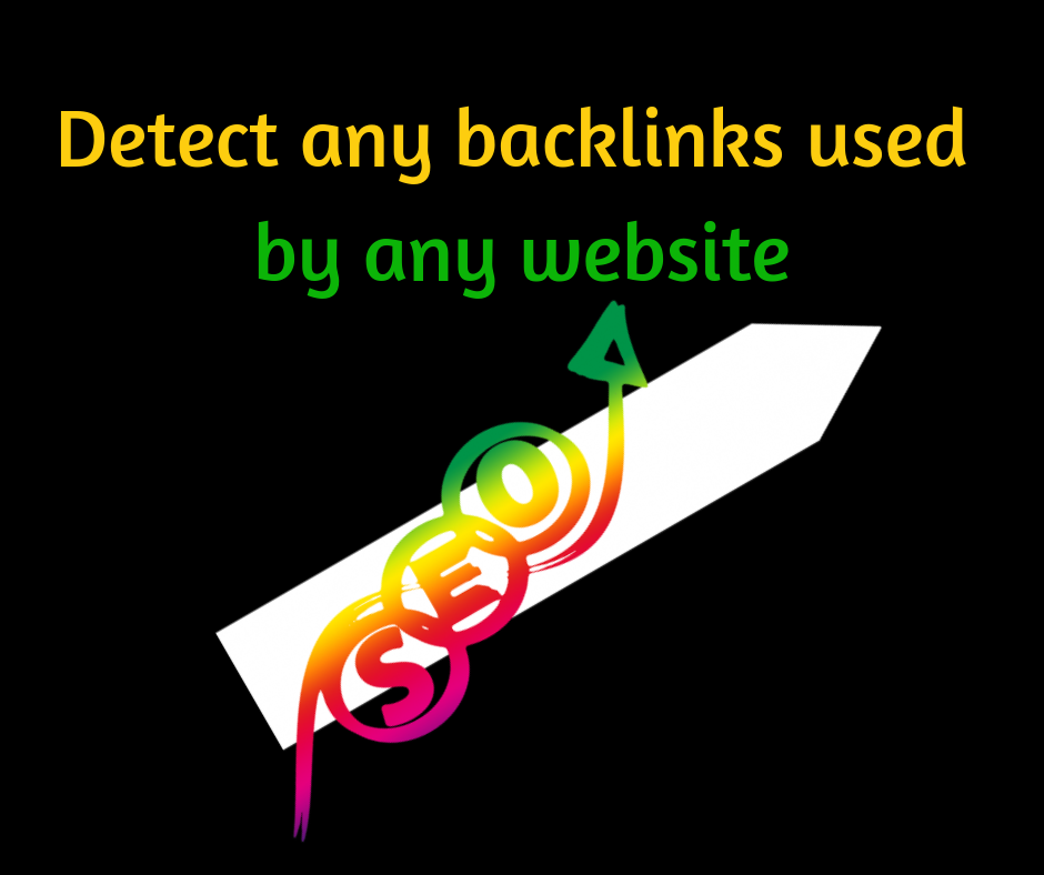 Detect any backlinks used by any website