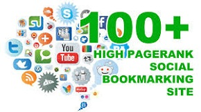 100+ SEO social bookmarks high quality backlinks