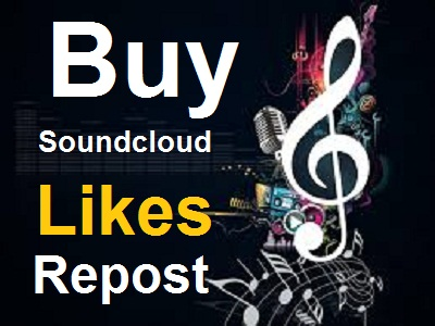 1500 Soundcloud  Likes or 1500 Reposts  or 1500 Non-drop Followers