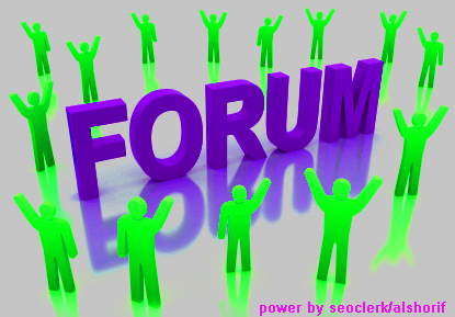 Forum site create a threat on your forum site