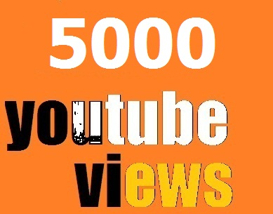 super fast 4000 to 5100 youtube views  + 2 like+2 comment 12-24  hours delivery
