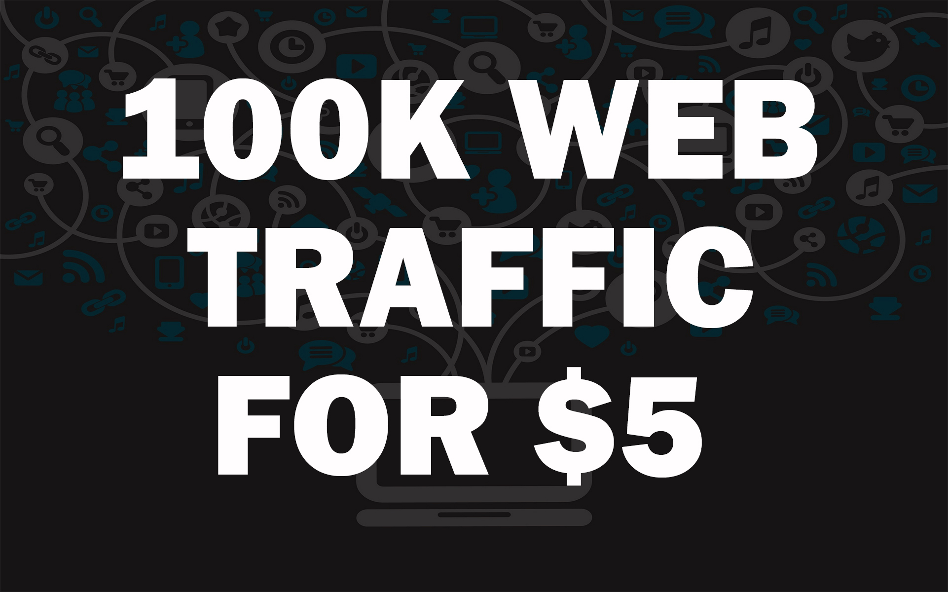 100,000 website traffic