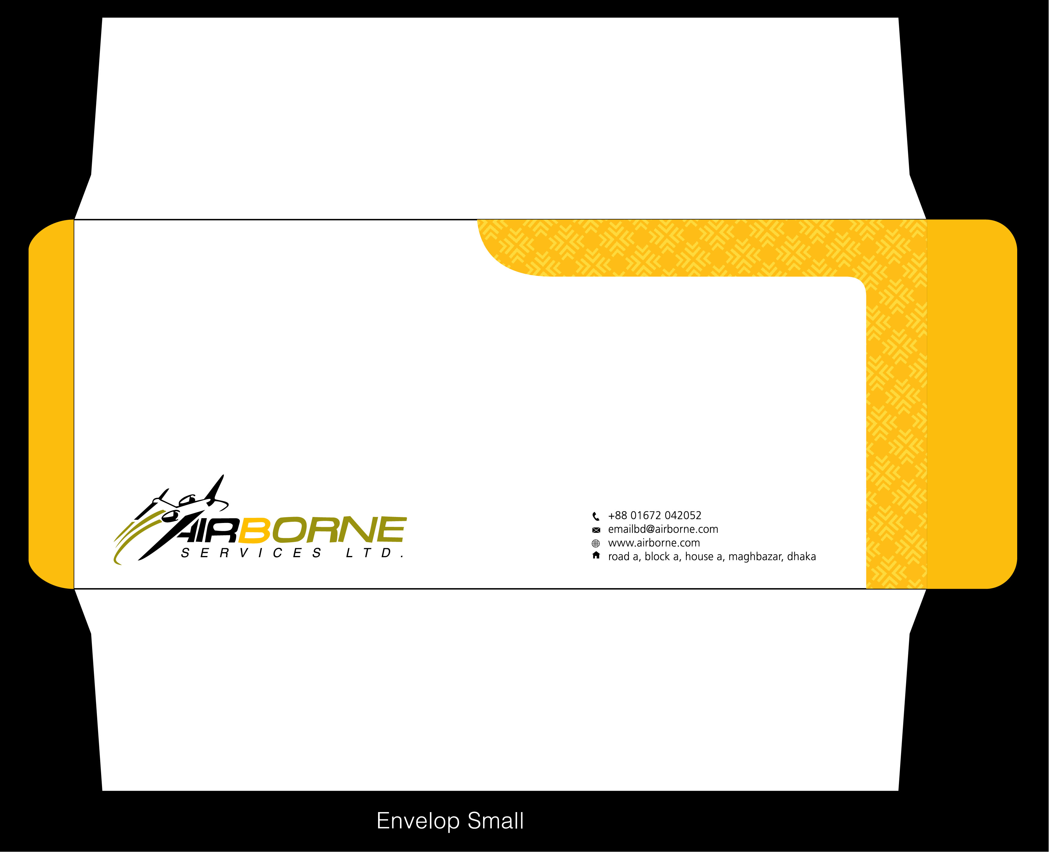 I will  design professional double side Business card & Letterhead pad & Envelope