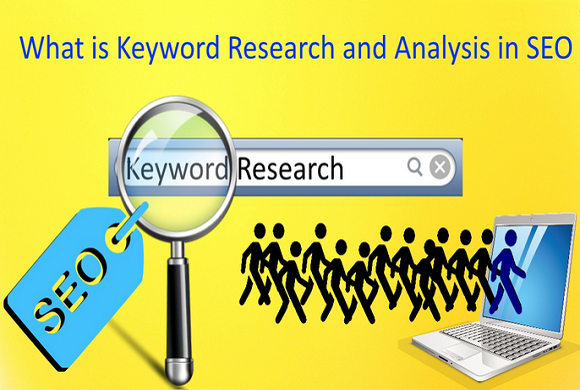 offer Keyword Research & Competitor Analysis service