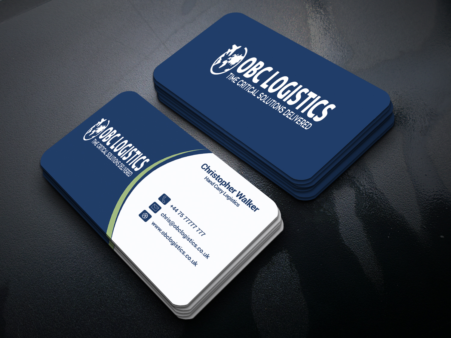 Make An Amazing And Unique Business Card Design