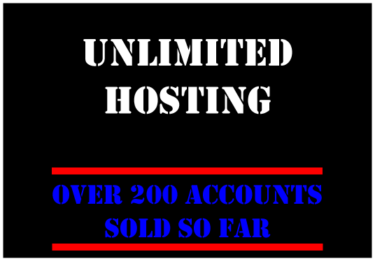 5 Years Unlimited Hosting | cPanel | SSL