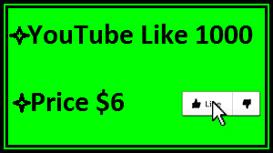 1000  like add your Video URL