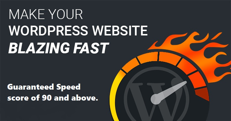 Speed up your WordPress Website and bring a A score above 90