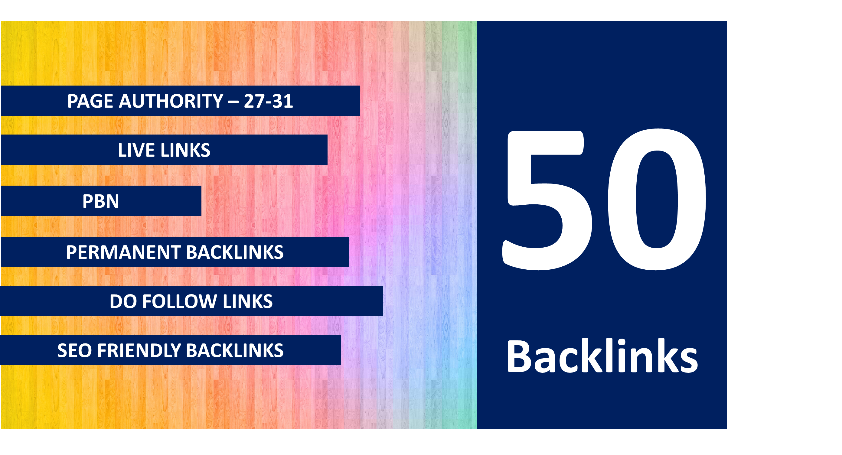 Give You 50 Permanent Tumblr Backlinks From Different Blog PA 27 Plus