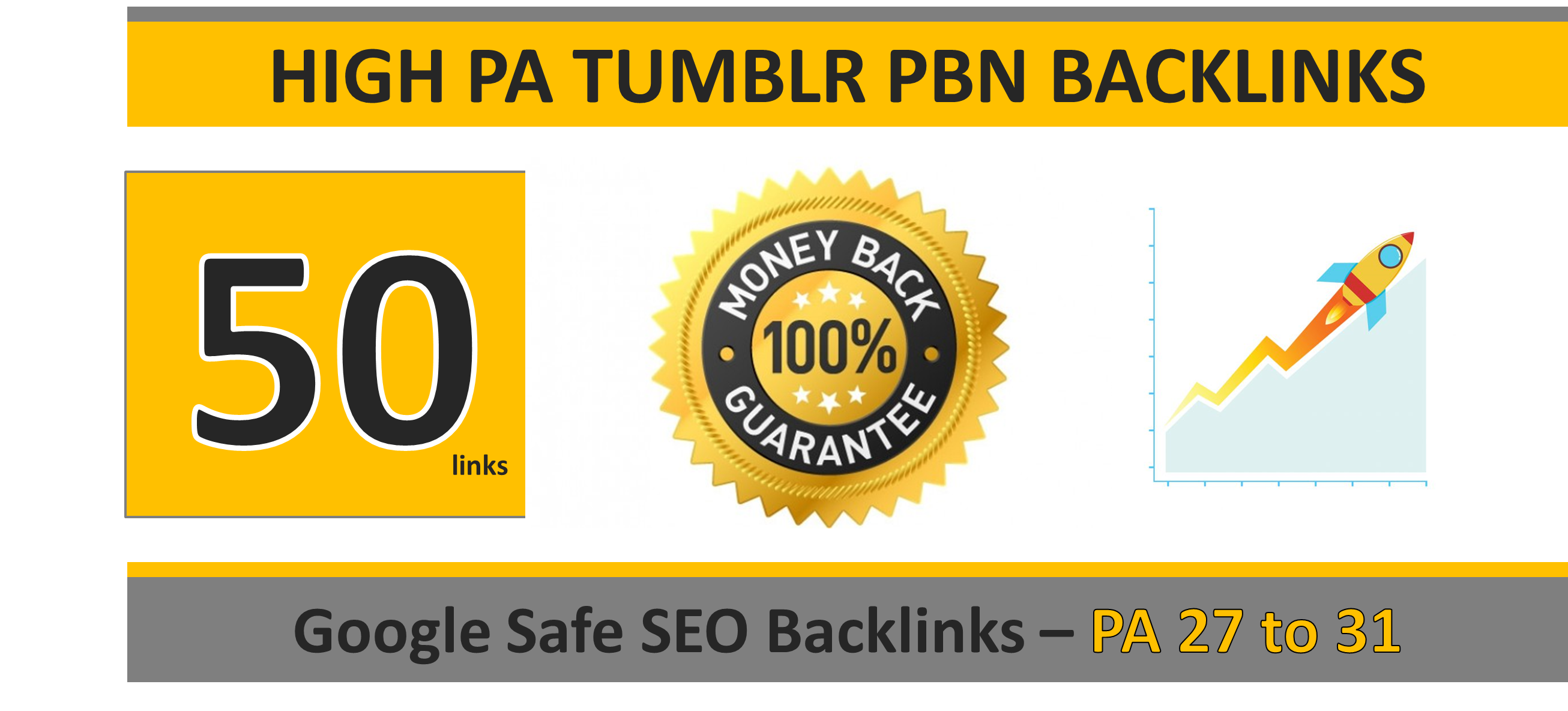 Do 50 Permanent Aged Tumblr Pbn Niche Contextual Backlinks