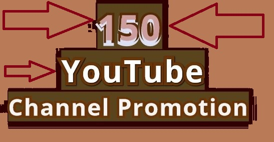 I Will Manually Do 150 Channel Promotion