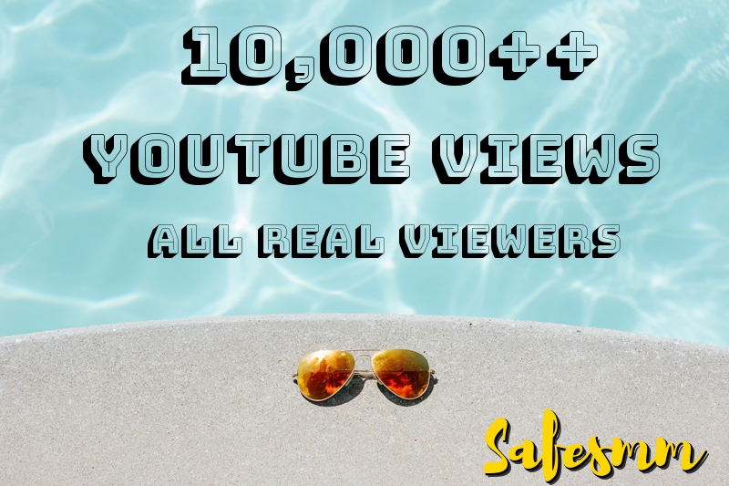 Divert 10,000 real audience to your Video
