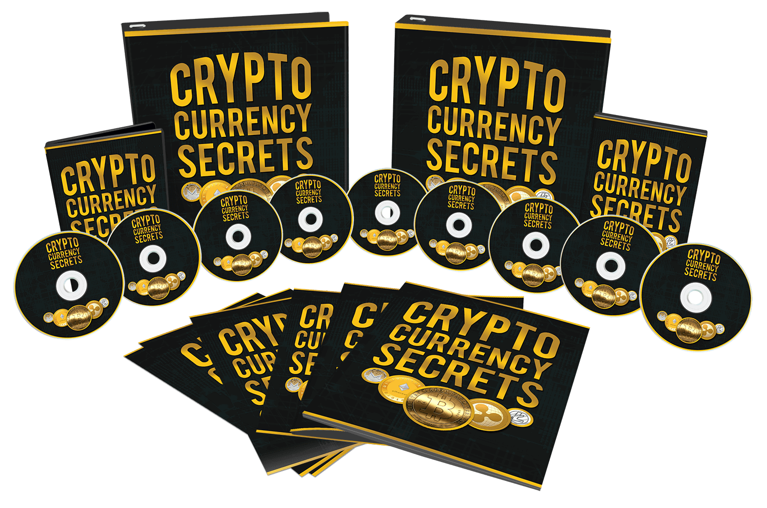 Crypto Currency Secrets