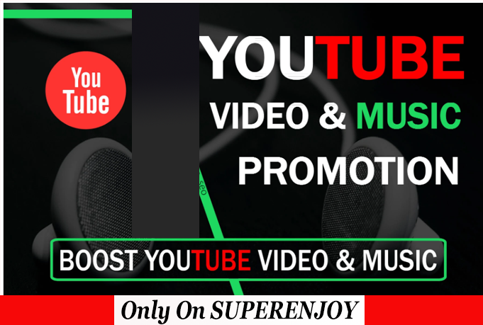 Organic SEO for Youtube videos Promotion and Marketing