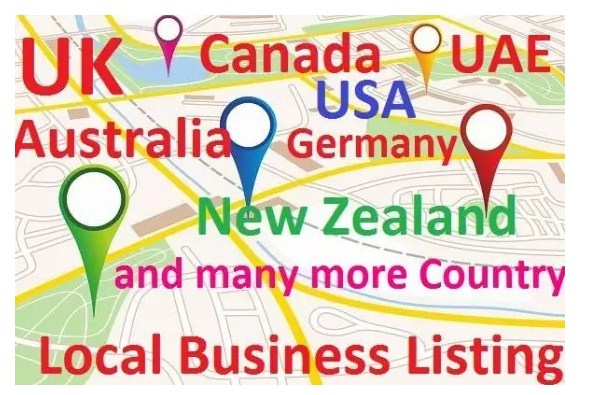 Create 50 All Country Local Citations