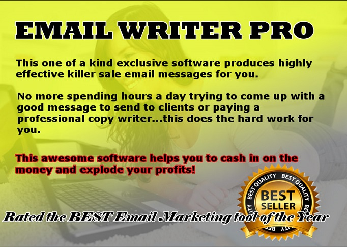 Email Writing Software