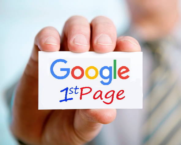 GUARANTEED google first page ranking service for your website