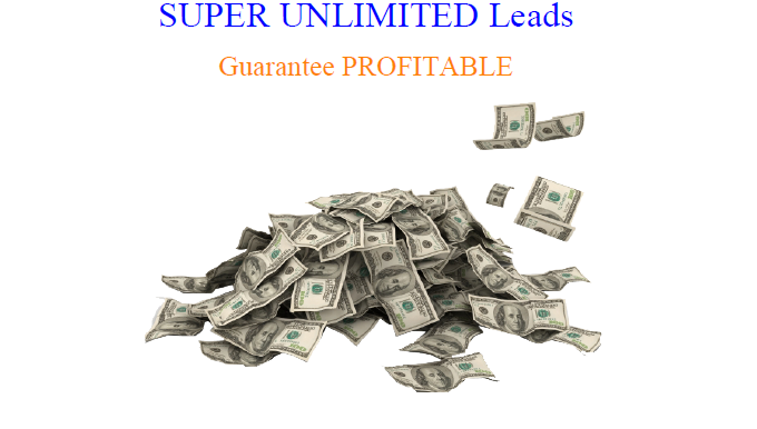 SUPER UNLIMETED LEADS CPA OFFER
