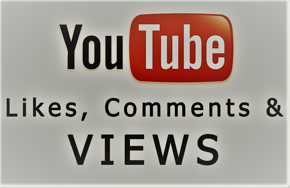 Do Viral Youtube Video Promotion 2000+ views +100 like + 10 custom comments