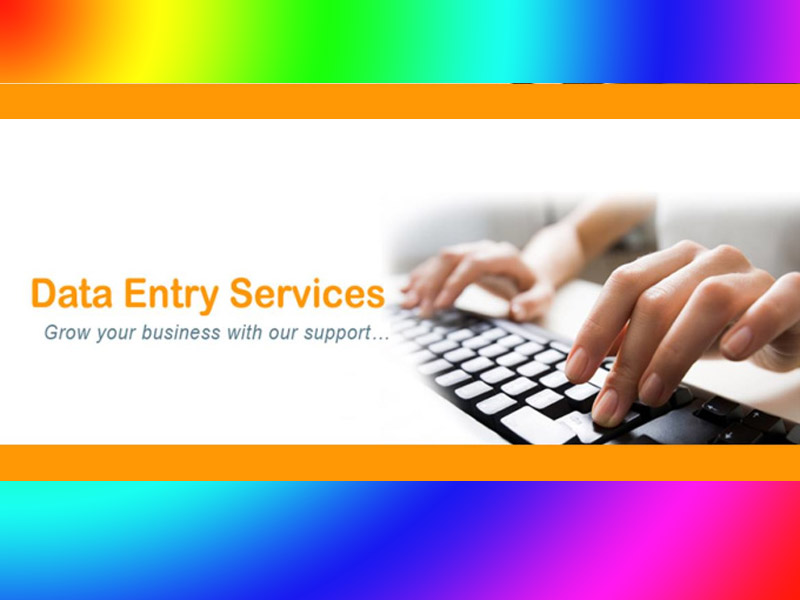Any Data Entry service