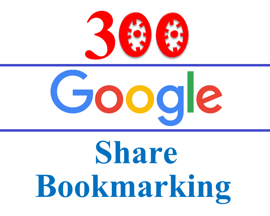 Manually 300 Different Google or Google plus Accounts Share / Bookmarking - split available