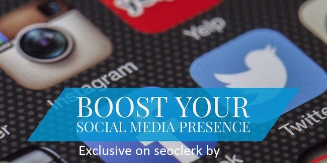 Promote your social media posts  to 3000 people